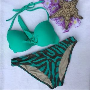 Victoria's Secret Bottoms & unbranded top medium